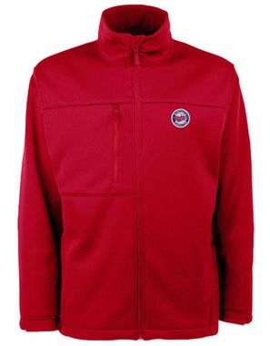Minnesota Twins Mens Traverse Jacket (Color: Red)