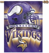 Minnesota Vikings Flags & Outdoors