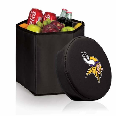 Minnesota Vikings  Bongo Cooler / Seat (Black)
