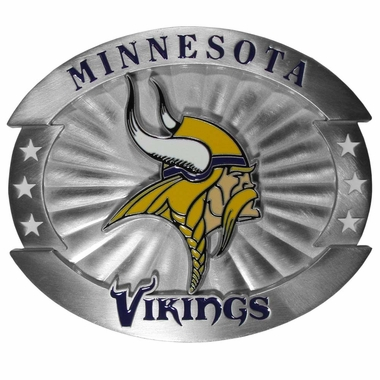 Minnesota Vikings Oversized Belt Buckle