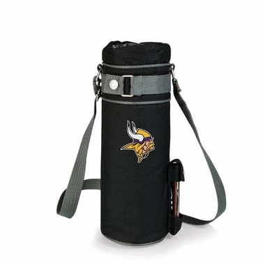 Minnesota Vikings Wine Sack (Black)
