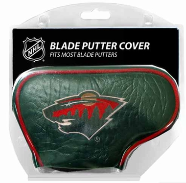 Minnesota Wild Blade Putter Cover