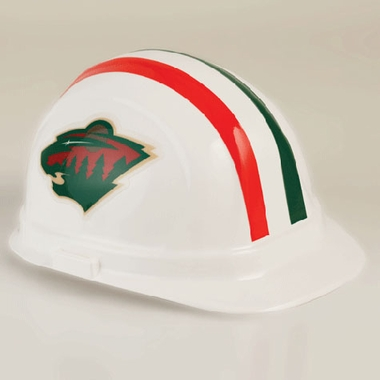 Minnesota Wild Hard Hat