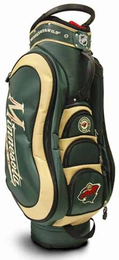 Minnesota Wild Medalist Cart Bag