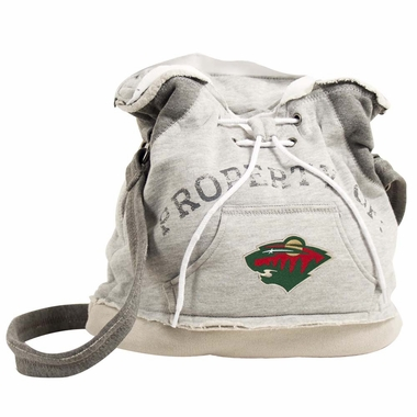Minnesota Wild Property of Hoody Duffle