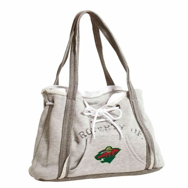 Minnesota Wild Property of Hoody Purse