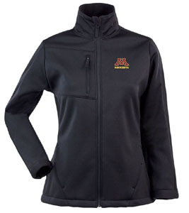 Minnesota Womens Traverse Jacket (Color: Black) - X-Large