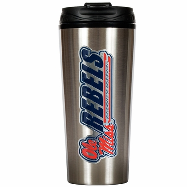 Mississippi 16 oz. Thermo Travel Tumbler