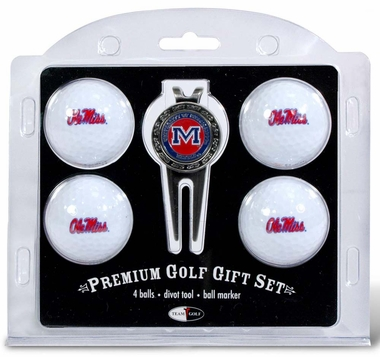 Mississippi 4 Ball and Divot Tool Set