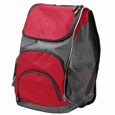 Mississippi Action Backpack (Color: Red)
