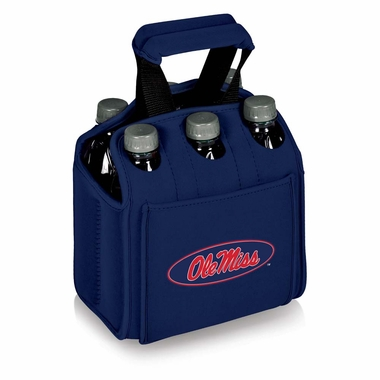 Mississippi Beverage Buddy (6pk) (Navy)