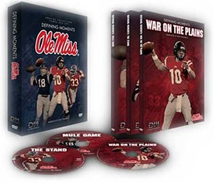 Mississippi Defining Moments: Ole Miss DVD