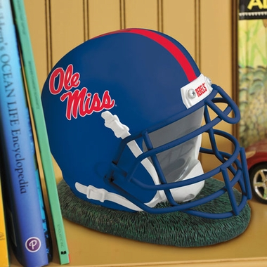 Mississippi Helmet Shaped Bank