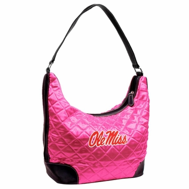 Mississippi Quilted Hobo Purse