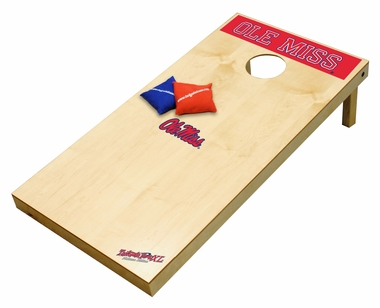 Mississippi Regulation Size (XL) Tailgate Toss Beanbag Game