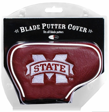 Mississippi State Blade Putter Cover