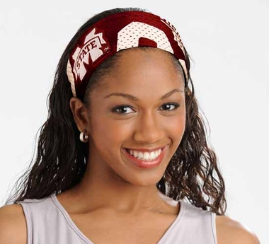 Mississippi State FanBand Hair Band