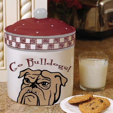 Mississippi State Gameday Ceramic Cookie Jar