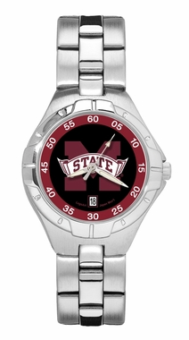 Mississippi State Pro II Women's Stainless Steel Watch
