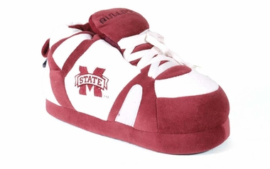 Mississippi State Unisex Sneaker Slippers - Medium