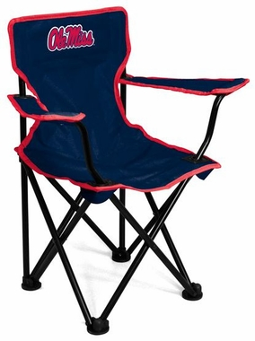 Mississippi Toddler Folding Logo Chair