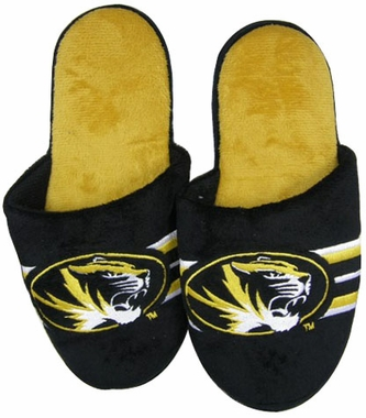 Missouri 2011 Team Stripe Slide Slippers