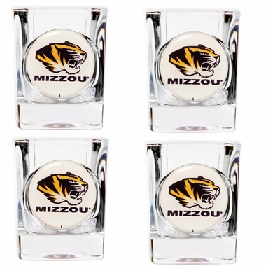 Missouri 4 Piece Shot Glass Set