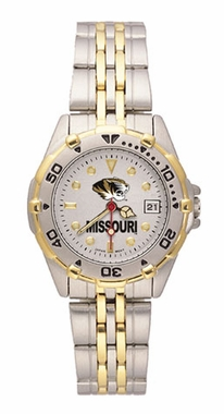 Missouri All Star Womens (Steel Band) Watch