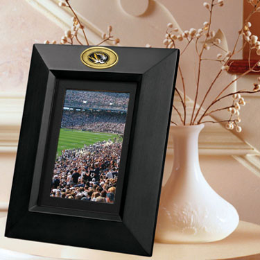 Missouri BLACK Portrait Picture Frame