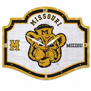 Missouri High Definition Wall Clock
