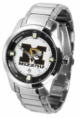 Missouri Titan Men's Steel Watch