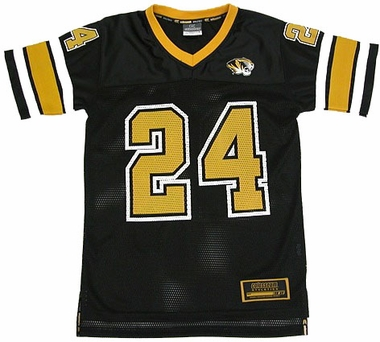 Missouri Youth Stadium Football Jersey