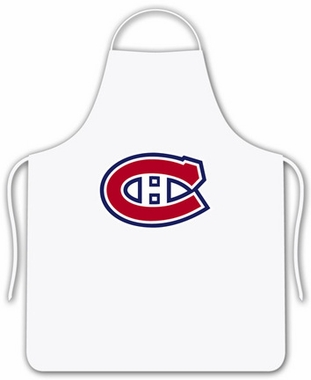 Montreal Canadiens Heavy Duty Apron