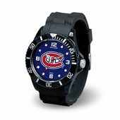 Montreal Canadiens Watches & Jewelry