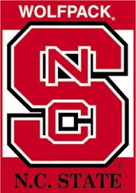 NC State 2 Sided Banner (P)