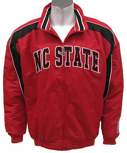 NC State 2010 Element Full Zip Jacket - Small