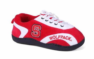 NC State Unisex All Around Slippers - Small