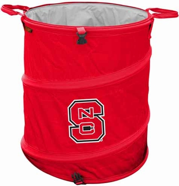 NC State Light Duty Trashcan