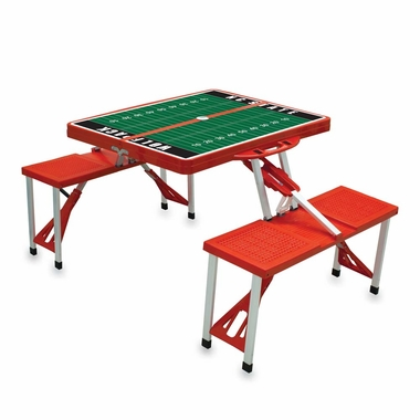 NC State Picnic Table Sport (Red)