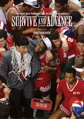NC State ESPN Films 30 for 30: Survive & Advance DVD