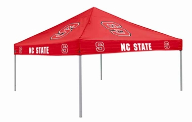 NC State Team Color Tailgate Tent