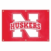 University of Nebraska Flags & Outdoors