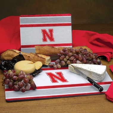 Nebraska Cutting Board Set
