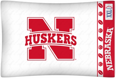 Nebraska Individual Pillowcase