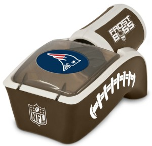 New England Patriots Frost Boss Can Cooler