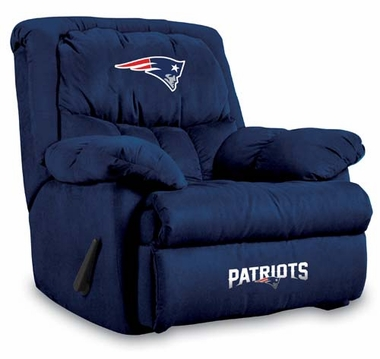 New England Patriots Home Team Recliner