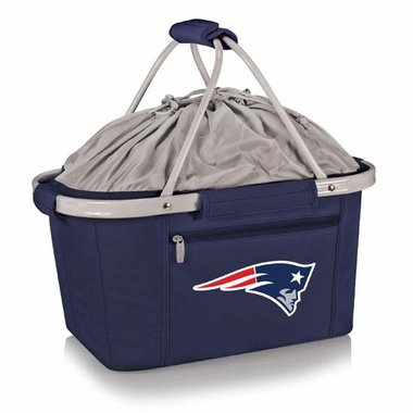 New England Patriots Metro Basket (Navy)