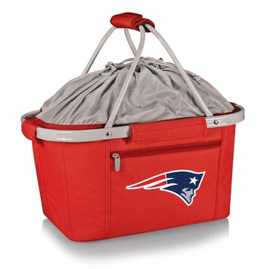 New England Patriots Metro Basket (Red)
