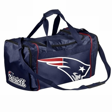 New England Patriots NFL Core Structured Duffle Bag