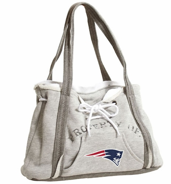 New England Patriots Property of Hoody Purse